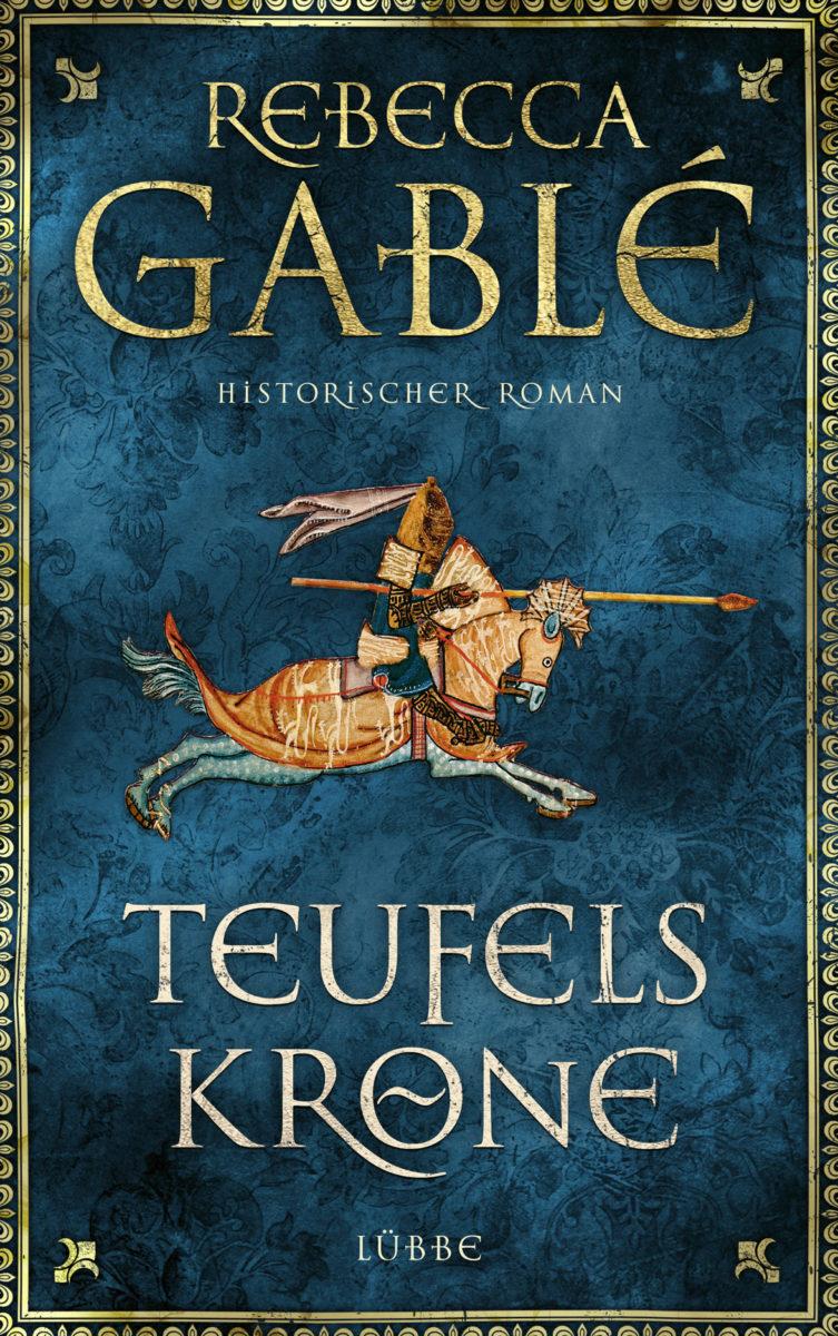 Buchcover: Teufelskrone von Rebecca Gable
