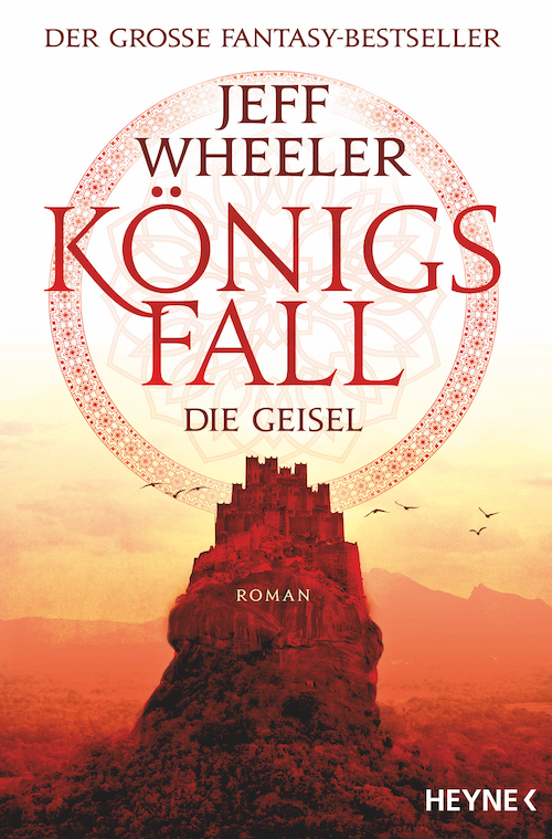 Jeff Wheeler - Königsfall. Buchcover