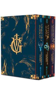 Grischa-Trilogie im Schuber von Leigh Bardugo