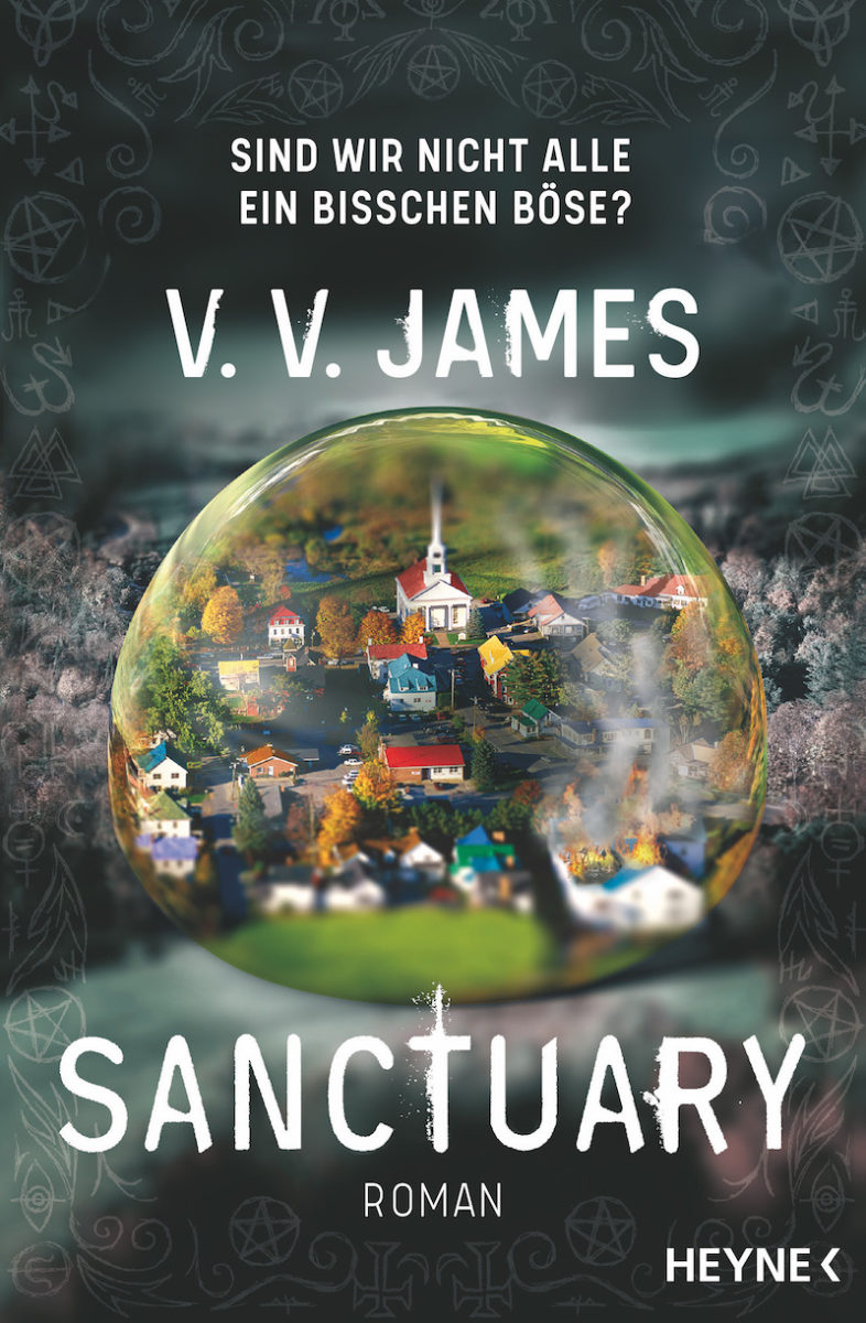 Sanctuary von V.V.James