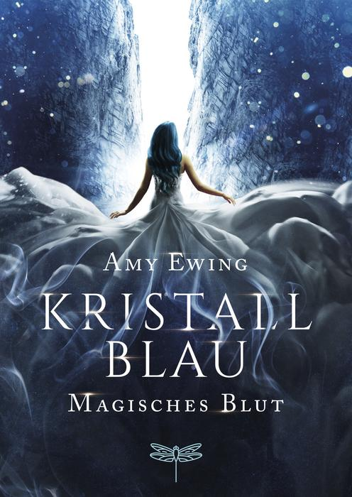 Kristallblau von Amy Ewing