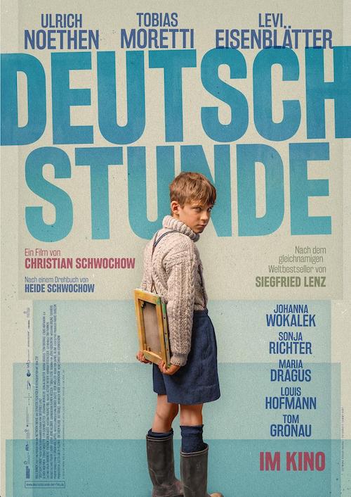Kinoplakat zu Deutschstunde