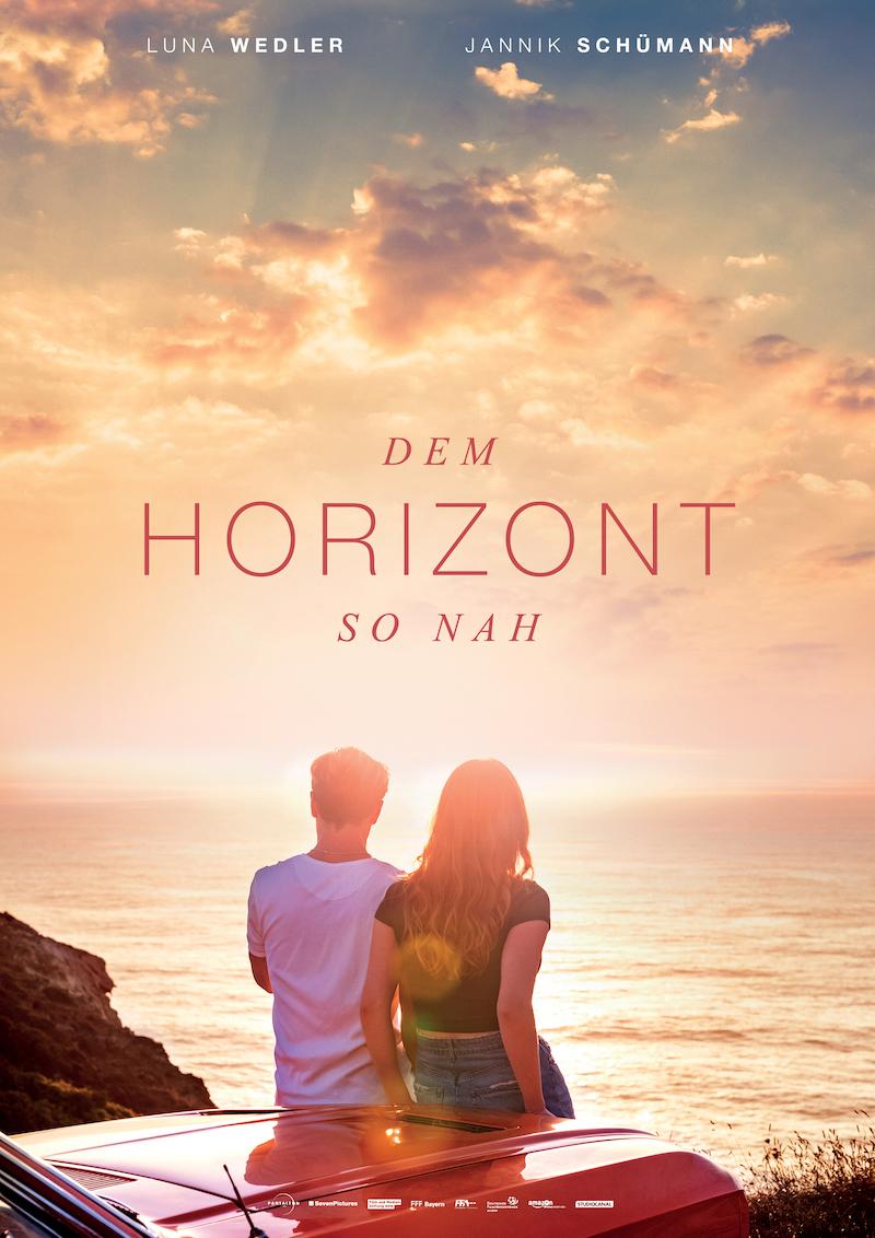 Hauptplakat - Dem Horizont so nah