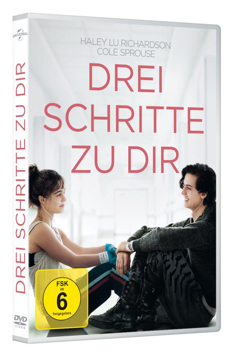 DVD Drei Schritte zu dir