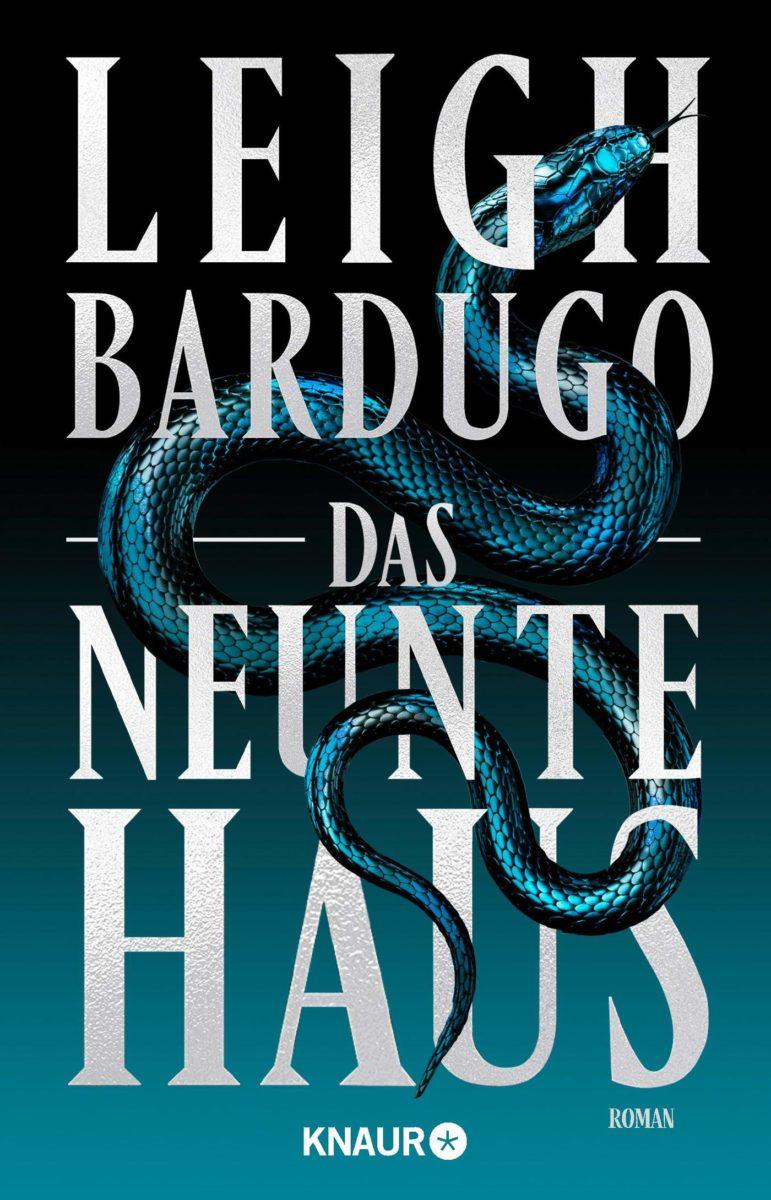 """Buchcover """"Das neunte Haus"""" von Leigh Bardugo"""