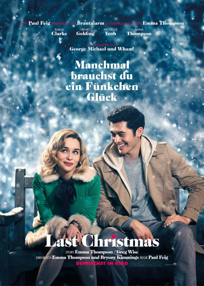 Filmplakat von LAST CHRISTMAS