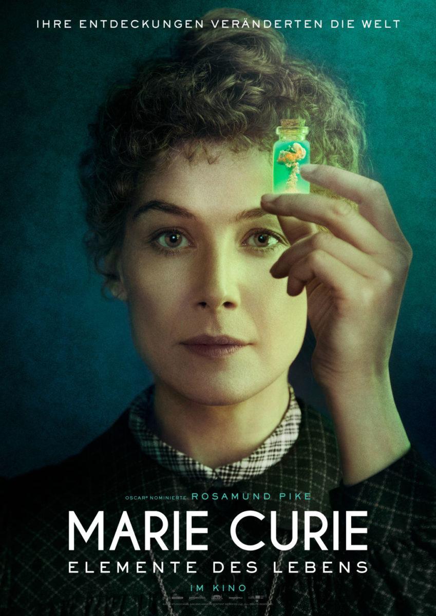 Kinoplakat Marie Curie