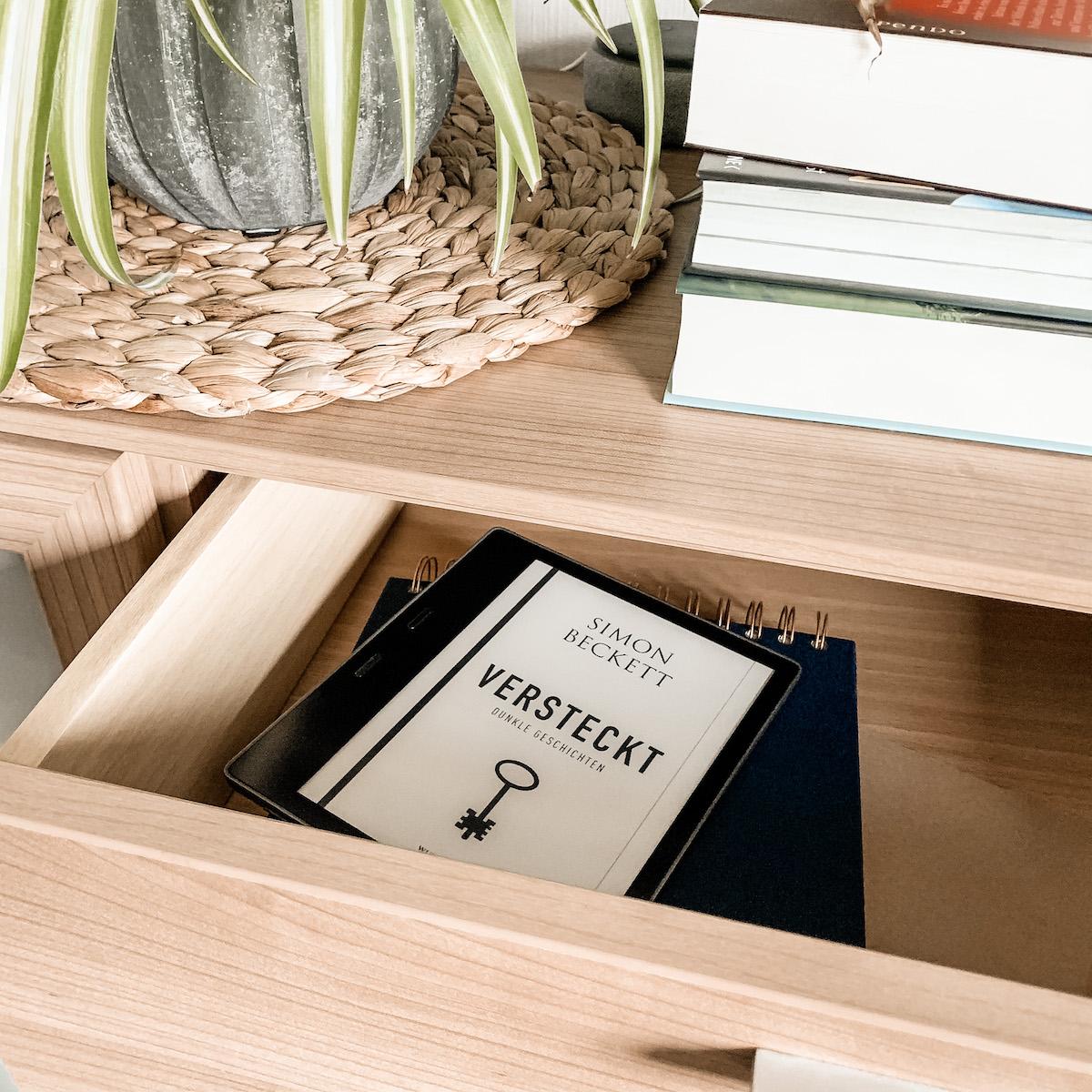 """Bookstagram """"Versteckt"""" von Simon Beckett"""