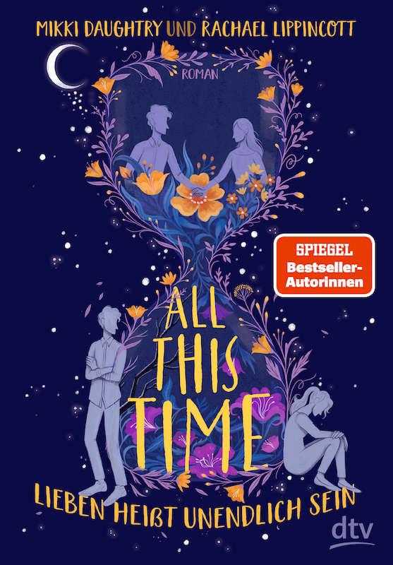 Buchcover All this Time von Rachael Lippincott