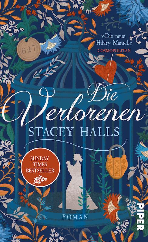 Buchcover von Die Verlorenen von Stacey Halls 2021