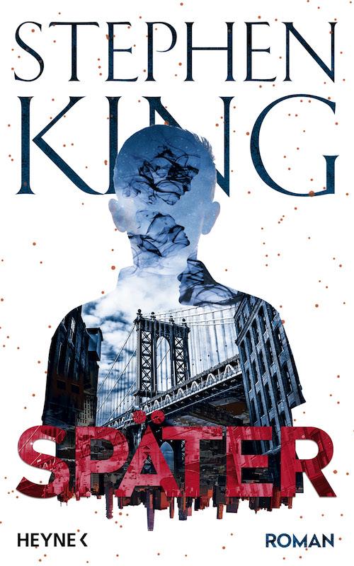 Buchcover von Stephen King Später
