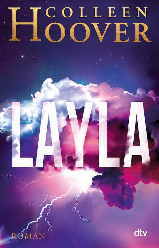 Buchcover Layla von Colleen Hoover deutsche Ausgabe 2021