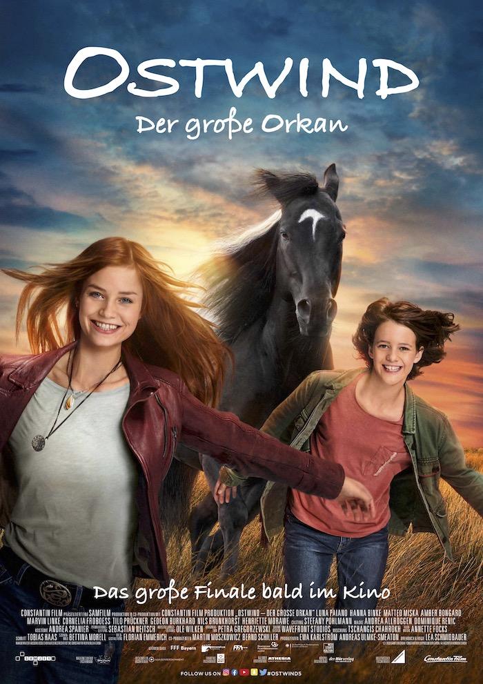 Ostwind 5 Der grosse Orkan Kinoplakat 2021